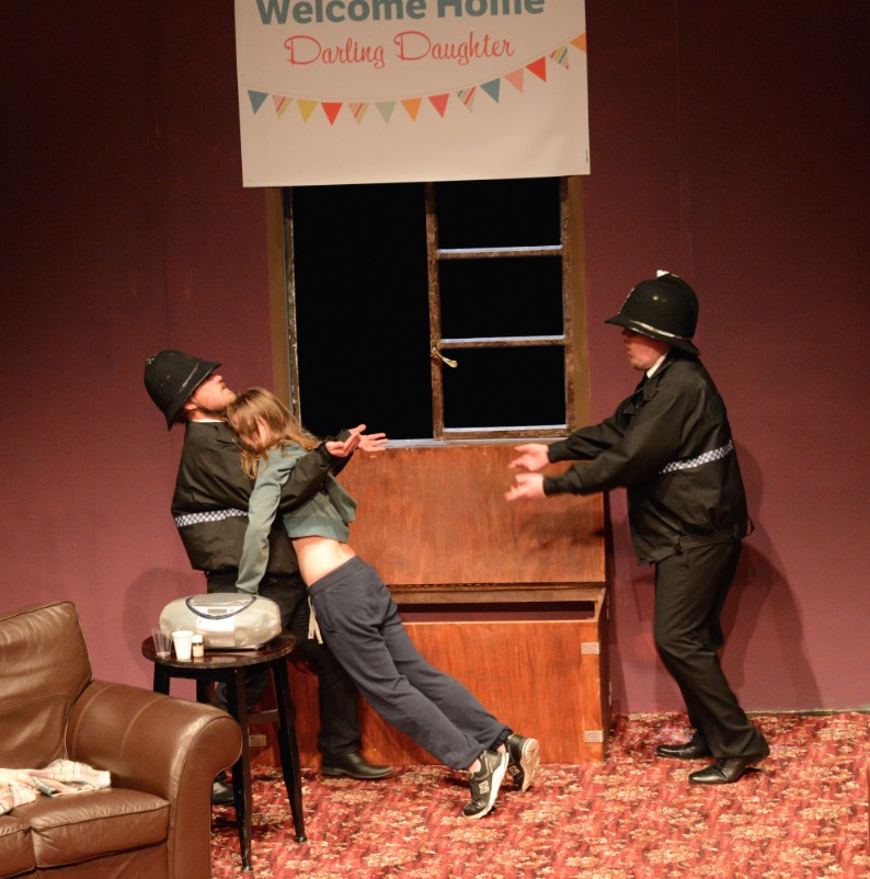 Wellington Theatre Company - The Lying Kind