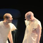 University Players, Hamburg - Lift Not the Painted Veil & Frankenstein