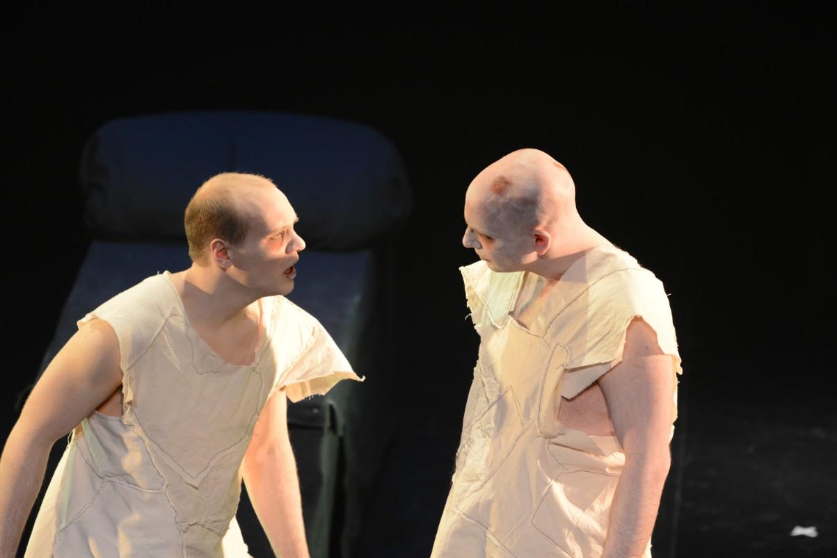 University Players, Hamburg - Lift Not the Painted Veil & Frankenstein